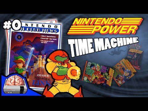 Nintendo Power Time Machine | Fun Club News | NES Magazine Review