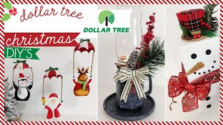 Dollar Tree Christmas 2019 | DIY CHRISTMAS DECOR | COLLAB w/ The Weeks Nest