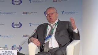 Жириновский: Почему США продолжают проводить политику превосходства?