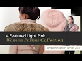 4 Featured Light Pink Women Parkas Collection Amazon Fashion, Winter 2017