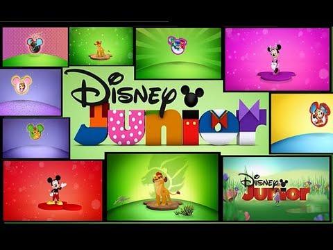 Disney Junior Spain Continuity - February 17, 2018