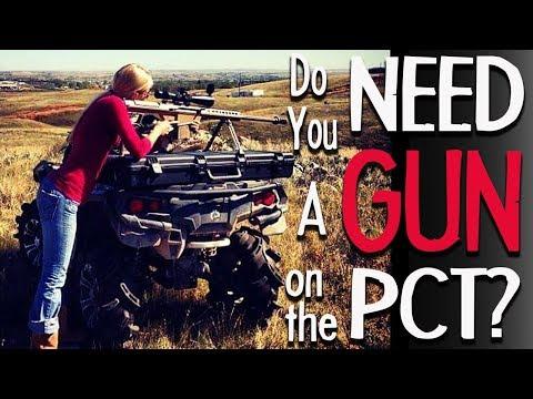 Do You Need A Gun On the PCT?