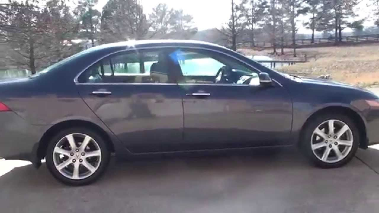 HD VIDEO ACURA TSX USED FOR SALE SEE WWW SUNSETMOTORS COM YouTube - Acura tsx 2004 for sale