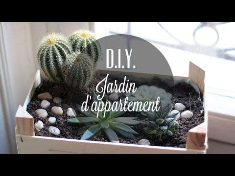 diy jardin d 39 appartement youtube. Black Bedroom Furniture Sets. Home Design Ideas