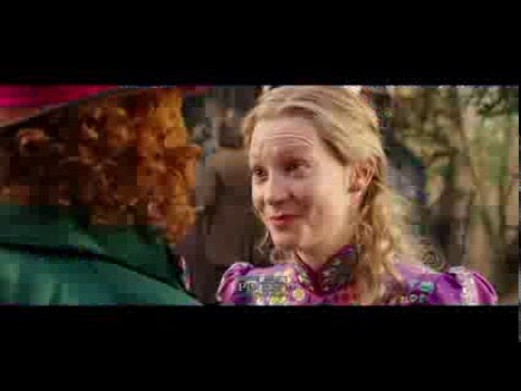 Alice Through The Looking Glass - In Theaters Friday!