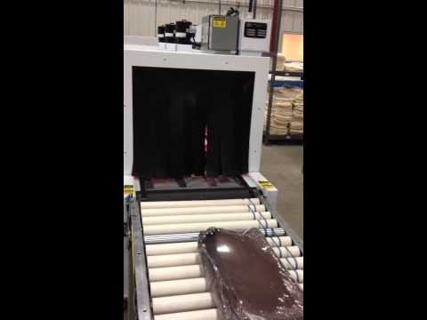 Linen Shrink Wrap Machine
