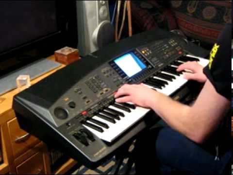 Axel f played on yamaha psr 8000 youtube for Yamaha installment financing