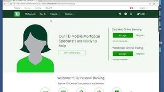 How to send an INTERAC e-transfer : Email Money Transfer