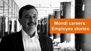 The challenges of a managing director | Employee stories | Mondi careers