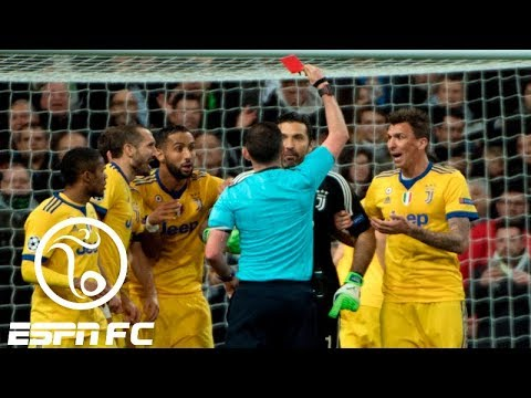 Grading the officials' performance in controversy-filled Real Madrid-Juventus match | ESPN FC