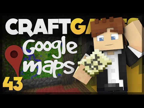 Google maps!!! - Craft Games 43