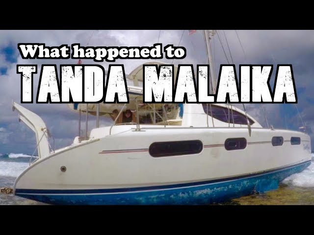 COLLISION with a REEF at NIGHT! The Tanda Malaika Wreck - Adventure