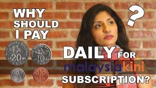 Why Should I Pay 36 SEN Daily For Malaysiakini Subscription? thumbnail