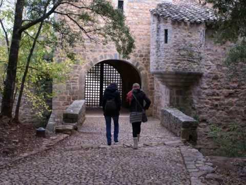 Visite de l'Abbaye Thoronet