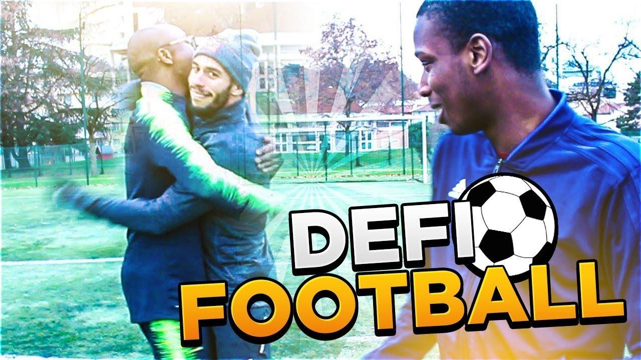 CE DEFI FOOTBALL EST STUPIDE ET RESSEMBLE VRAIMENT A RIEN !