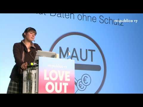 re:publica 2017 - Katharina Nocun: Der Source Code der AfD on YouTube