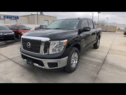 2018 Nissan Titan Muskogee, Pryor, Broken Arrow, Tulsa, Fort Gibson, OK P1449