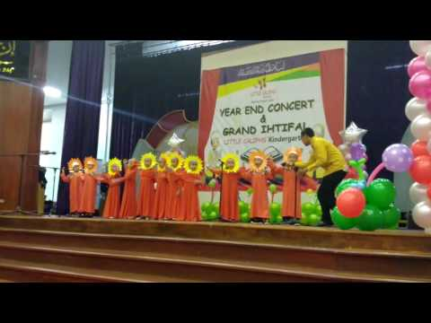 Little Caliphs 5 years KG2 - Demi Matahari