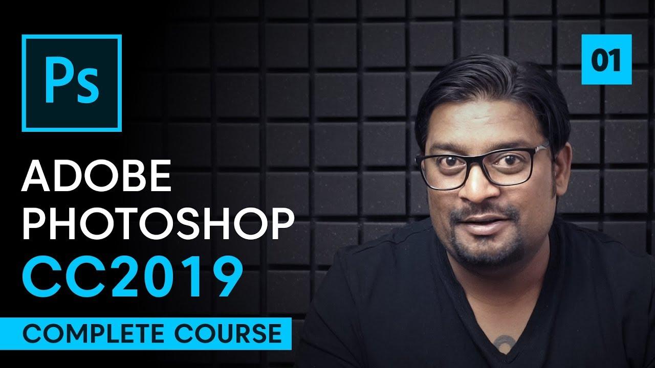Photoshop cc 2019 tutorials