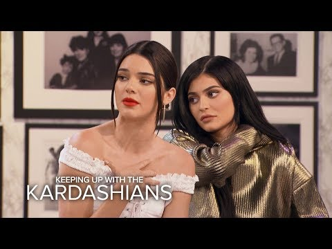 "Kendall Jenner Reveals Her Toughest Day of ""Keeping Up With the Kardashians"" 