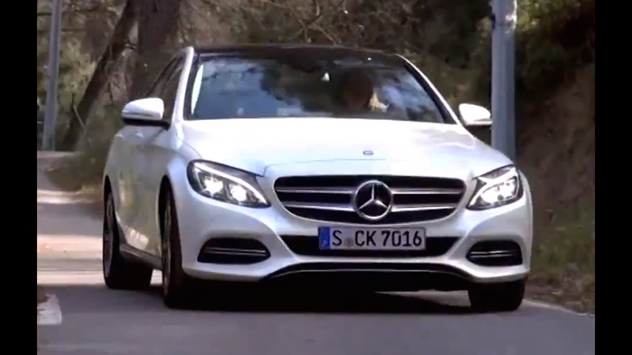 2015 MercedesBenz CClass Review  Fast Lane Daily  YouTube