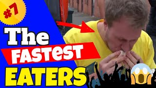 The Fastest Eaters Compilation #7 | Matt Stonie & Furious Pete