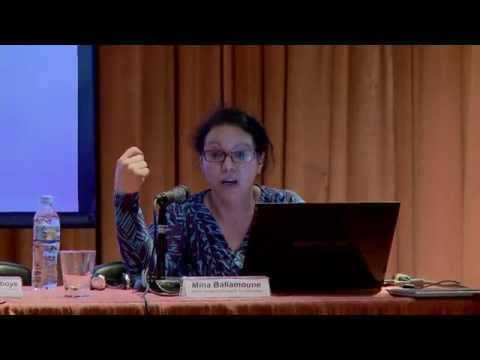 Mina BALIAMOUNE, African Center for Economic Transformation (Part I)