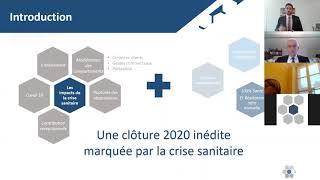 Webinaire Actuelia Spécial Cloture 2020