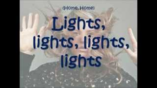 ELLIE GOULDING LIGHTS LYRICS & DOWNLOAD LINK