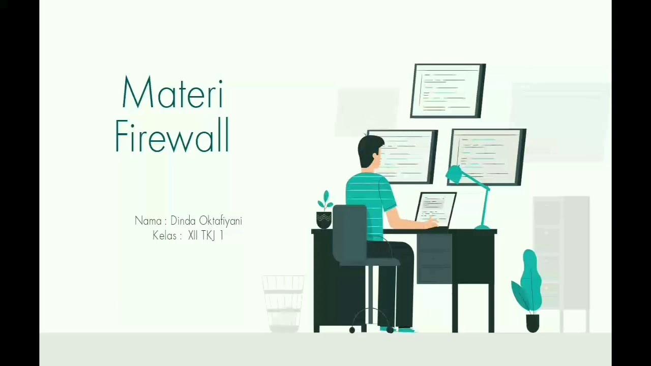 Pengertian , Fungsi , Manfaat , dan Cara kerja Firewall ...