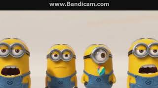 Thunder-Imagine dragon minions version