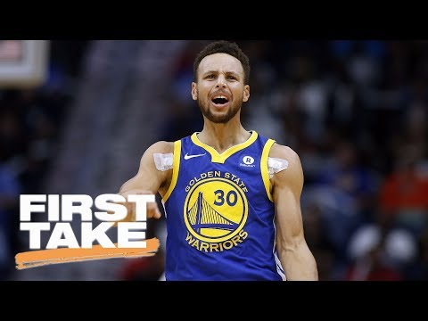 First Take debates how Steph Curry's injury will affect Warriors | First Take | ESPN