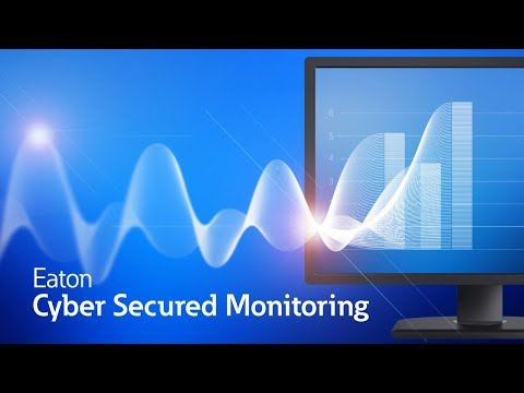 Cyber Secured Monitoring for single-phase UPS