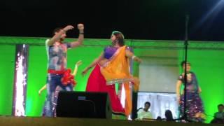 Kajal Raghwani & Sonu Bhojpuri Muqabala Doha Qatar 17 March 2017