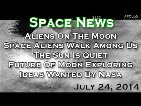 Aliens On The Moon SyFy Special & More - WUITS Space News