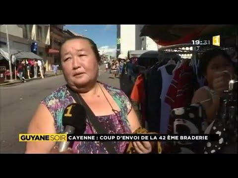 [Guyane]Grande braderie de Cayenne