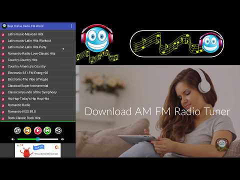 Best Free online radio stations FM of the world – Приложения в