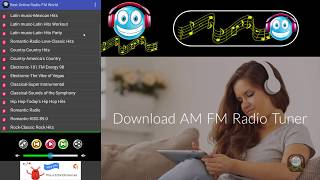 Best Free online radio stations FM of the world