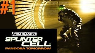 Splinter Cell: Pandora Tomorrow - #1 - Mission 1: US Embassy 1/3