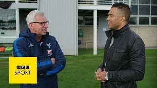 How Vince Lombardi inspired Crystal Palace manager Alan Pardew - BBC Sport