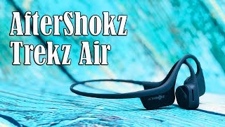 20 facts about the AfterShokz Trekz Air II headphones For a safe sport