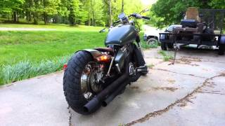 Honda shadow bobber 1100 ace