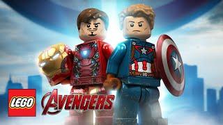 LEGO Marvel's Captain America: Civil War - Trailer (Fan Made)