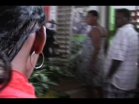 Dominica; Market Day with a difference-Florist