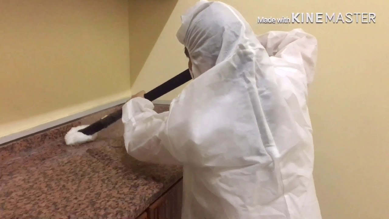 Karcher steam cleaner..! Anti corona virus and bacterias..!