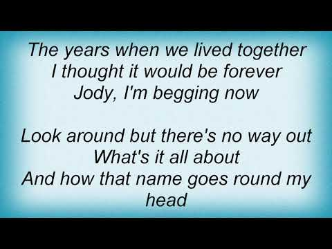 America - Jody Lyrics