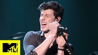 Shawn Mendes Performs There S Nothing Holdin Me Back For MTV Unplugged MTV Music