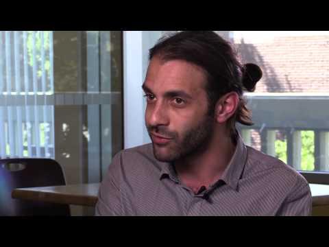 Andreas Levisianos, CalArts School of Music DMA