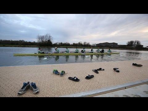 Cambridge Train For The Boat Race 2017