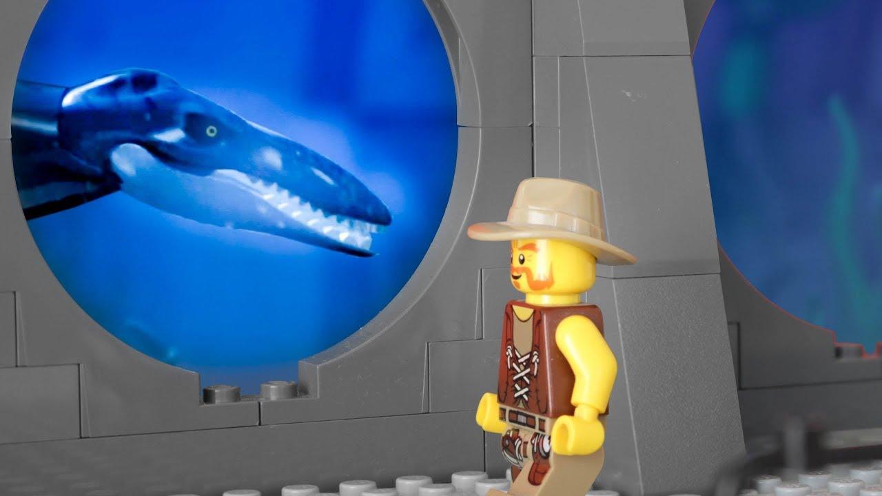 Lego Jurassic World 2 Fallen Kingdom